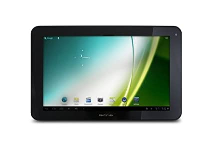 "Point Of View -TZB-P925 - MOBII 925 Tablette tactile 9"" (22.86 cm) Dual core Cortex A7 1 GHz 8 Go Android Jelly Bean 4.2 Wi-Fi Noir"