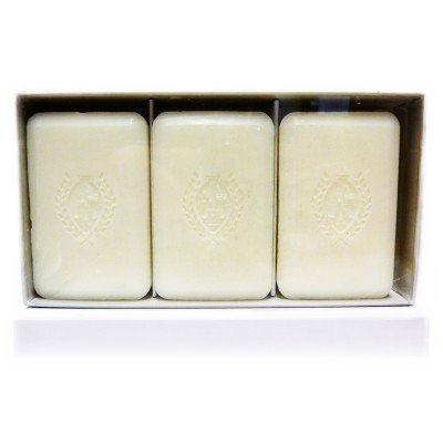 Pecksniffs Gardenia and White Peach Bar Soap Trio (Lush Cook Book compare prices)