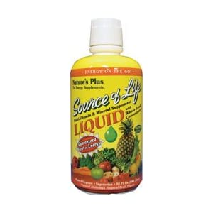 Nature's Plus - Source Of Life Liquid, 30 Oz.