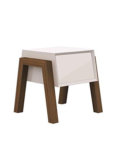 Casabianca Figo Nightstand End Table