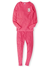 Tatty Teddy Thermal Vest & Leggings Set