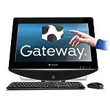 Gateway ZX6961-UR20P 23-Inch Widescreen All-in-One Desktop (Black)