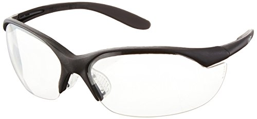 Howard Leight by Honeywell Vapor II Sharp-Shooter Safety Eyewear, Clear Lens (R-01535) (Shooting Range Glasses compare prices)