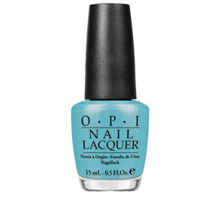OPI Euro Centrale Collection Spring 2013 E75 Can't Find My Czechbook