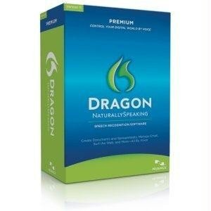 Acad Dragon Naturallyspeaking Premium 11.0 English