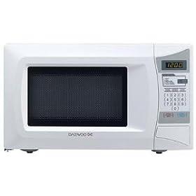 Daewoo KOR6L0B KOR-6L0B 7 Cu. ft. 600 Watt Compact Microwave
