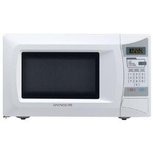 Daewoo Kor6l0b .7 Cu. Ft. 600 Watt Compact Microwave