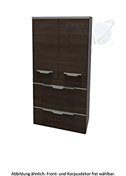 Pelipal Balto Bathroom Cupboard MD (BL - 04 Furniture Comfort N 60 x 33 x 121,8 CM