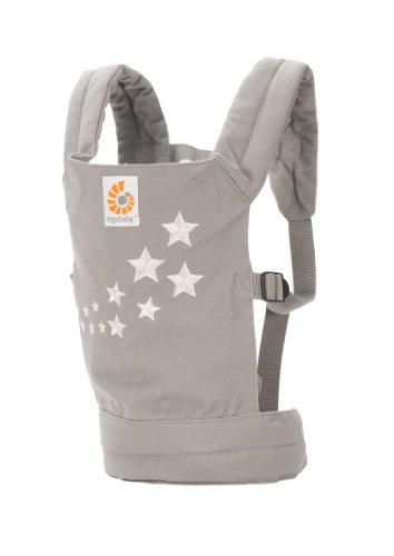 ERGObaby Original Doll Carrier, Galaxy Grey