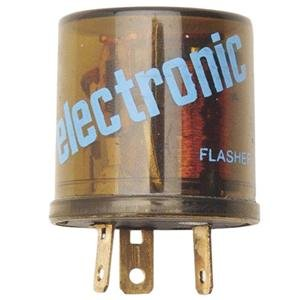 K&S Technologies Flasher Relay - 2-Pole/--