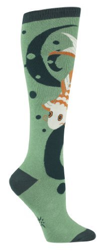 Sock It To Me Koi Fish Knee High Socks