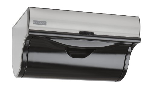 Innovia WB2-159B Automatic Paper Towel Dispenser, Black