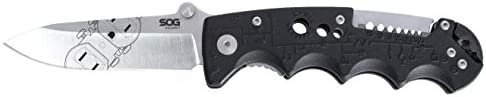 Sog Kilowatt Folding Knife with Wire Strippers