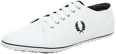 Fred Perry Kingston Twill Tipped WEISS B2144100 Grösse: 40