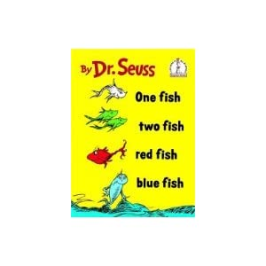 One Fish Two Fish Book