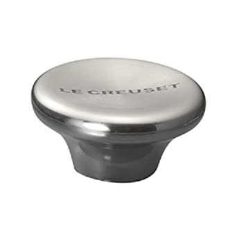 Le Creuset L9403-45 Stainless-Stee​l 2-Inch Replacement Knob