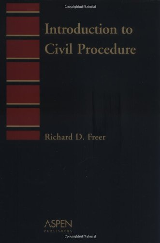 Introduction to Civil Procedure Introduction to Law Series