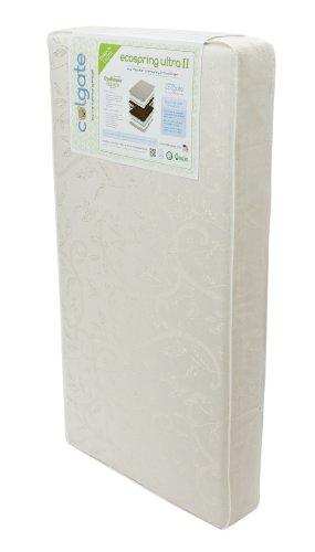 Colgate Ecospring Ultra Ii Crib Mattress, Ecru Cloth Cover front-949027