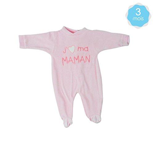tutina-rosa-baby-3-mesi-amo-la-mia-mamma