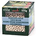 White Coco Beans (Haricots Cocos) - Dried from Gourmet Food Store
