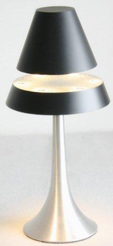 Wingler New Magnetic Floating And Concepts Rotating Light Led Table Lamp Desk Lamp A2 Custom Made Black Medium Sharon G Shermanert