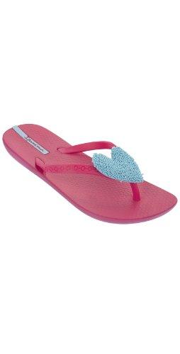 Ipanema Neo Love Flip Flop (Toddler/Little Kid),Pink/Blue,9 M Us Toddler