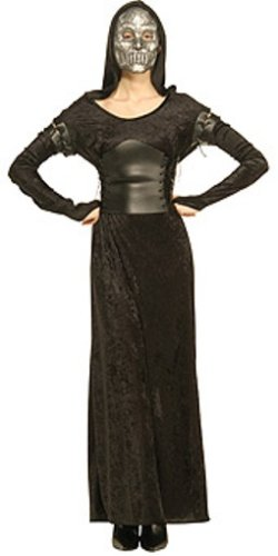 Harry Potter Adult Female Death Eater Costume