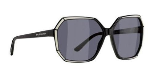 Balenciaga BALENCIAGA SUNGLASSES BAL 0073/S 0807 BLACK