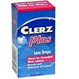 Clerz Plus Contact Lens Drops - 5 Ml