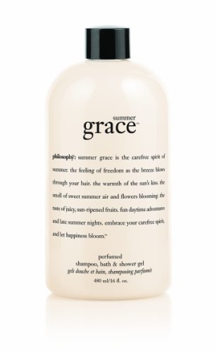 Philosophy Summer Grace Perfumed Shower Gel, 16-Ounce