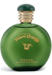 Varon Dandy Platinum for Men 3.4 oz COL splash by Parera Espana