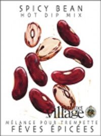 Gourmet du Village Hot Spicy Bean Dip Mix from Gourmet du Village