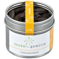 Tonkabohnen, 60g von Zauber der Gewürze GmbH - Gewürze Shop