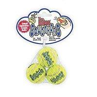 Air Kong » Dog Toys » Squeaker Tennis Balls » Small (3 Pack)