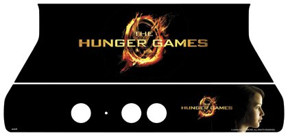 Skinit The Hunger Games -Katniss Everdeen Vinyl Skin for Kinect for Xbox360
