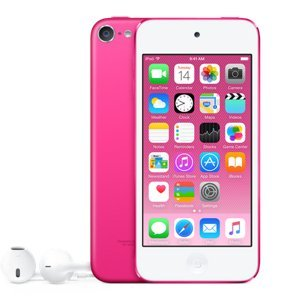 Apple iPod touch 32GB (6th Gen) - Pink (MKHQ2HN/A) at amazon