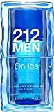 Carolina Herrera 212 Men On Ice Eau de Toilette spray 100ml