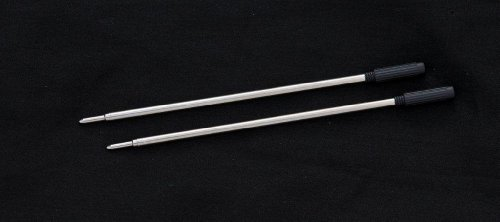 A Pair of Pen Refills for Pearlised Pens  Crystal