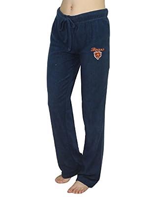 NFL CHICAGO BEARS Womens Polar Fleece Pajama Pants