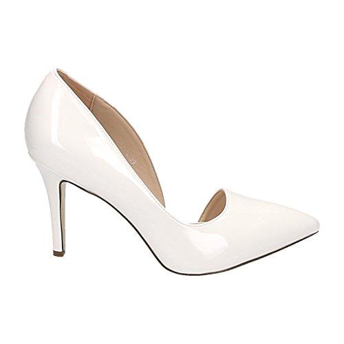 Jumex, Sandali donna Bianco Blanco - blanco 36 EU