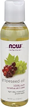 Now Foods Grape Seed Oil 4 Ounce