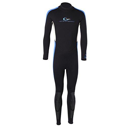 2.5MM Herren Neoprenanzug Tauchanzug Surfanzug Neopren Wassers Sport M