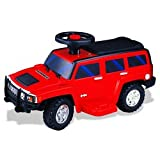 31IKz3tLvCL. SL160  Hummer Ride On   6 Volt: Red