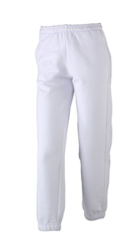 Junior Jogging Pants | white | XXL im digatex-package