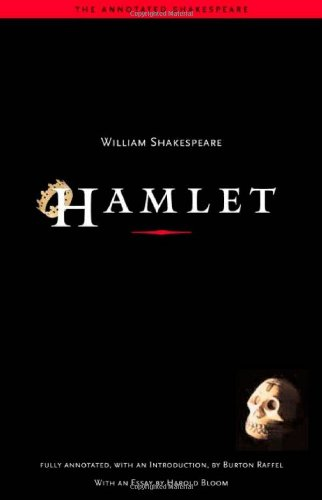 Hamlet (The Annotated Shakespeare) book cover