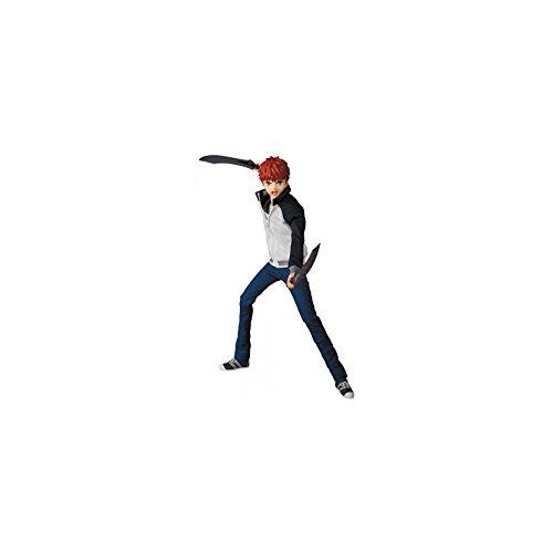 【メディコム・トイプレミアムクラブ限定】RAH(リアルアクションヒーローズ) 衛宮士郎 『Fate/stay night [Unlimited Blade Works]』1/6スケール ABS&ATBC-PVC製 塗装済み 可動フィギュア