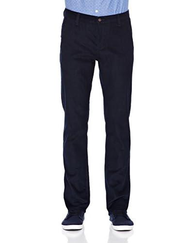 Dockers Pantalone Alpha Slim [Blu Navy]
