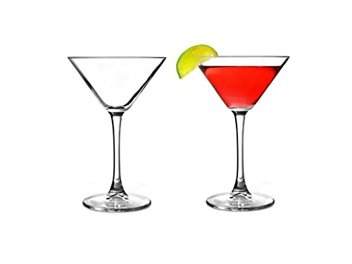 pasabahce-44698-martini-vidrio-coctel-de-cristal-fiesta-martini-2-unidades-en-forma-de-v