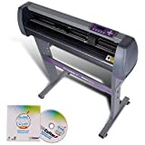 USCutter 28 in Vinyl Cutter Plotter with Stand and SCAL Pro - New Design and Cut Software
