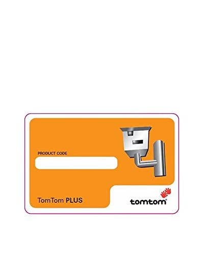 TomTom Radardetektor-Karte für 1 Jahr (kompatibel mit TomTom)